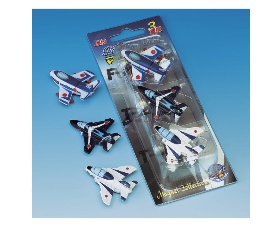 Rekidai Blue Impulse magnet