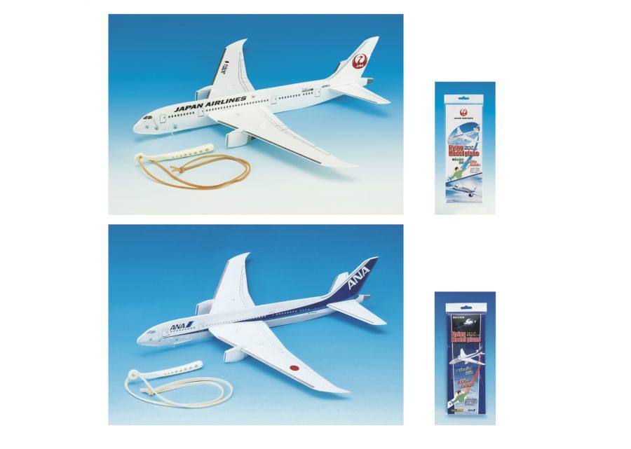 glider JAL ANA